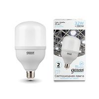 Лампа Gauss Elementary LED T100 E27 32W 2700lm 180-240V 6500K 63233