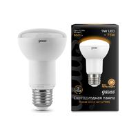 Лампа Gauss LED R63 E27 9W 660lm 2700K 106002109