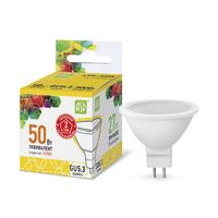 Лампа светодиодная LED-JCDR-standard 5.5Вт 230В GU5.3 3000К 495Лм ASD 4690612002262