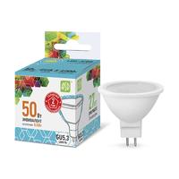 Лампа светодиодная LED-JCDR-standard 5.5Вт 230В GU5.3 4000К 495Лм ASD 4690612001432