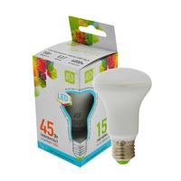 Лампа светодиодная LED-R63-standard 5Вт 230В Е27 4000К 450Лм ASD 4690612001555