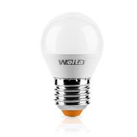 Лампа светодиодная Wolta шарик Е27 8вт 4000К 25S45GL8E27 холодный свет