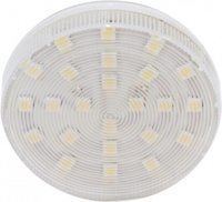 FERON лампа светодиодная GX53 5W теплая LB-153 2700K