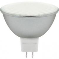 FERON лампа светодиодная MR16 GU5.3 7W матовая холодная белая LB-26 6400K 220в
