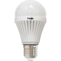 FERON лампа светодиодная матовая Е-27 12W теплая LB-49 2700K