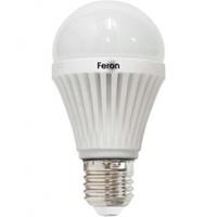 FERON лампа светодиодная матовая Е-27 12W холодная LB-49 4000K