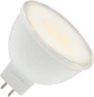 FERON лампа светодиодная MR16 GU5.3 7W матовая холодная белая 12V LB-96 6400К