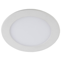 LED 1-18 6K Светильник ЭРА светодиодный круглый LED 18W 220V 6500K