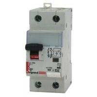 Legrand DX3-E Дифференциальный автоматический выключатель 2п 16А 30мА 411002