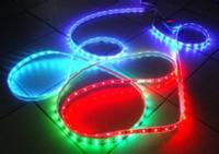 Лента светодиодная 7.2W силикон IP65 RGB 5050 30 led/m (5м)