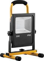 LL-913 Feron прожектор светодиодный с зарядным устройством 30W, 6400K, 60*SMD5730, IP65, 350*215*185 мм 32089