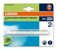 Osram ECO лампа галогеновая линейная 230W (300W) 230V R7s 118мм 64701