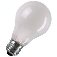 Osram лампа накаливания ЛОН Е27 75W 220V матовая
