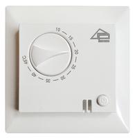 Терморегулятор Priotherm PR-109, механический (Швеция) белый, для серии Valena