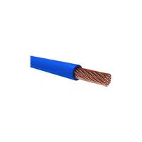 Провод ПуГВ (ПВ3) 10 синий ГОСТ