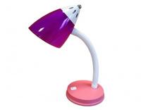 R&C Лампа настольная E-27 розовая HN2090A pink
