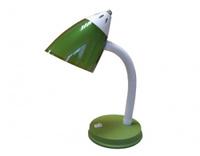 R&C Лампа настольная E-27 зеленая HN2090A green
