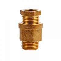 Сальник с резьбой 1/2 для ввода кабеля в трубу 51-0610-1