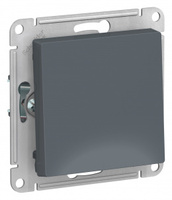 Schneider Electric ATLAS DESIGN 1-клавишный ВЫКЛЮЧАТЕЛЬ, сх.1, 10АХ, механизм, ГРИФЕЛЬ ATN000711