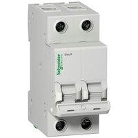 Schneider electric Автоматический выключатель 2п 63А EZ9F34263