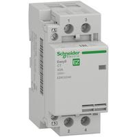 Schneider electric модульный контактор EASY9 CT 40A 2НО 230/250В АС 50ГЦ EZ9C32240