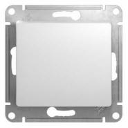 Schneider GLOSSA выключатель 1кл. проходной белый механизм GSL000161