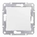 Schneider SEDNA выключатель 1кл. белый SDN0100121