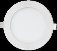 Светодиодная панель DownLight круг белый 26W, 3000К, D300*280*17mm, IP44, теплый свет