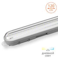 Светильник светодиодный прозрачный рассеиватель LWP36D-02 36W 4000К IP65 2880Lm 1200x66x76mm