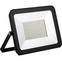 Светодиодный прожектор SAFFIT SFL90-100 IP65 100W 6400K черный 55068