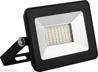 Светодиодный прожектор SAFFIT SFL90-20 IP65 20W 4000K черный 55075