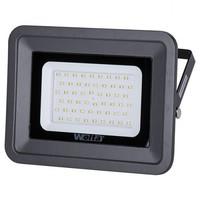 Светодиодный прожектор WFL-100W/06, 5500K, 100 W SMD, IP 65, цвет серый, слим