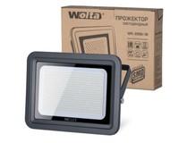 Светодиодный прожектор WFL-200W/06, 5500K, 200 W SMD, IP 65, цвет серый, слим