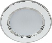 Светодиодный светильник Feron AL527 встраиваемый 5W 4000K белый 28537