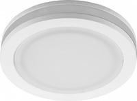 Светодиодный светильник Feron AL600 встраиваемый 7W 4000K белый 28905