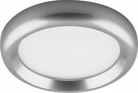 Светодиодный светильник Feron AL614 встраиваемый 7W 4000K серебро 28916
