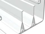 Т-Пласт Перегородка 100*50 50.07.001.0020