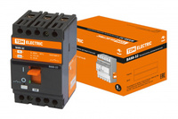 TDM Автоматич. выкл. 3P 125A 25кА ВА88-32 SQ0707-0009