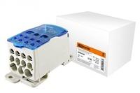 TDM Распределительный блок на DIN-рейку РБ-400 1П 400А (1x185/2x35+5x16+4x10) SQ0823-0005