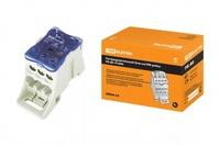 TDM Распределительный блок на DIN-рейку РБ-80 1П 80А (1x16/4x6+2x16) SQ0823-0001