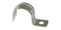 TDM Скоба металлическая однолапковая с внутр. d 8-9 мм SQ0409-0001
