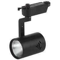 Трековый светильник 10Вт черный COB TR1-10 BK