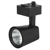Трековый светильник 10Вт черный COB TR4-10 BK
