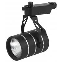 Трековый светильник 10Вт черный SMD TR3-10 BK