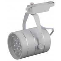 Трековый светильник 12Вт белый SMD TR3-12 WH