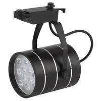 Трековый светильник 12Вт черный SMD TR3-12 BK