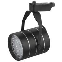 Трековый светильник 18Вт черный SMD TR3-18 BK