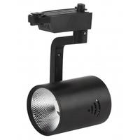 Трековый светильник 20Вт черный COB TR1-20 BK