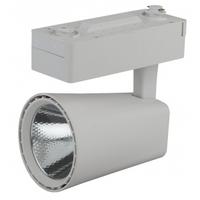 Трековый светильник 30Вт белый COB TR4-30 WH