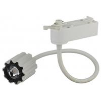 Трековый светильник 7Вт белый COB TR2-7 WH